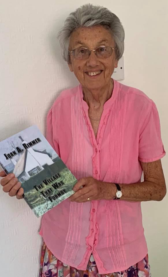 Joan Rimmer Re-Launchs Her Book The Village That Was Formby