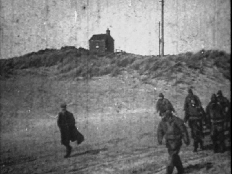 1918 Formby Lifeboat Launch Pics From Video 01