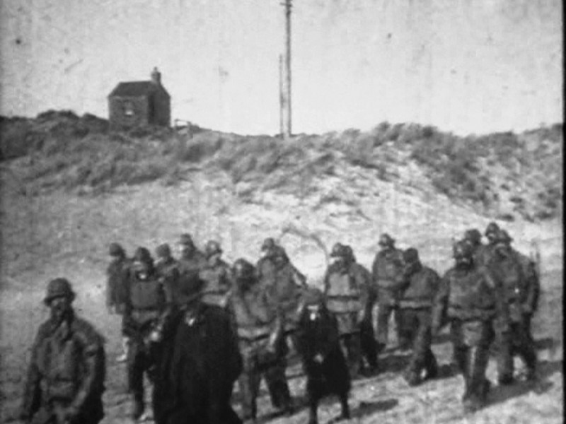 1918 Formby Lifeboat Launch Pics From Video 02