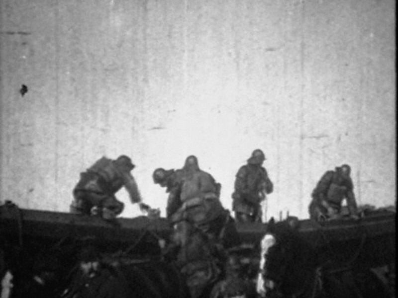 1918 Formby Lifeboat Launch Pics From Video 04