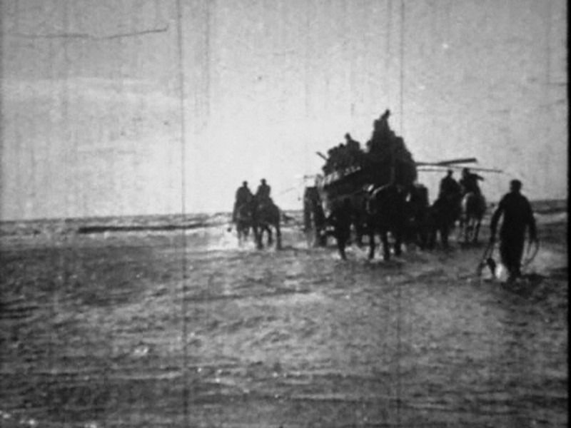 1918 Formby Lifeboat Launch Pics From Video 13