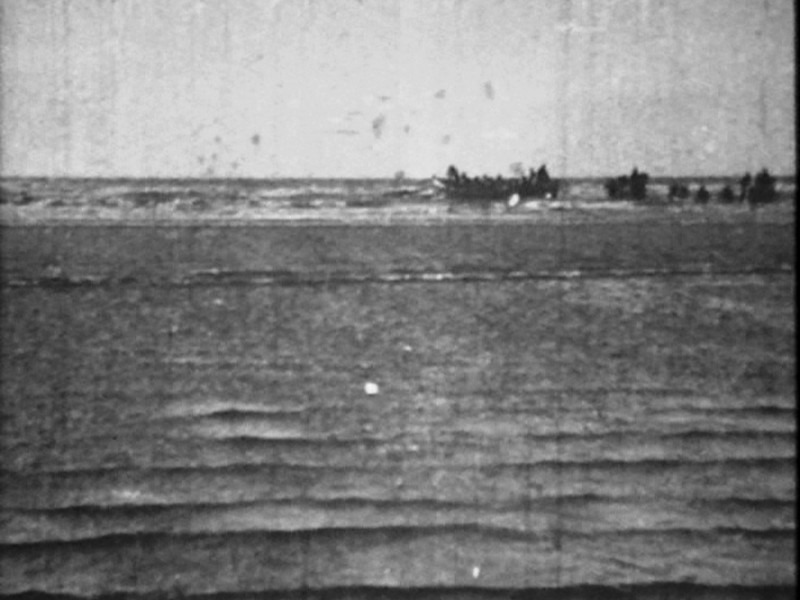 1918 Formby Lifeboat Launch Pics From Video 14