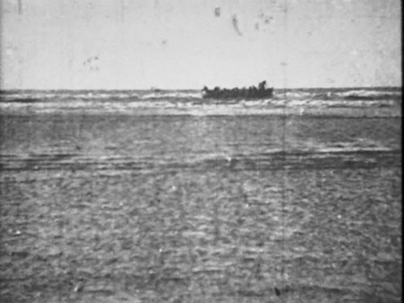 1918 Formby Lifeboat Launch Pics From Video 15